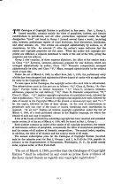 Catalogue of Copyright Entries