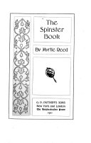 The Spinster Book