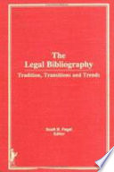 The Legal Bibliography