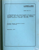 A Bibliography of Publications Dealing with Oil Shale and Shale Oil from U.S. Bureau of Mines, 1917-1974, and the ERDA Laramie Energy Research Center, 1975-1976