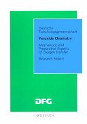 Peroxide Chemistry