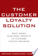 The Customer Loyalty Solution