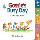 Gossie s Busy Day Book PDF
