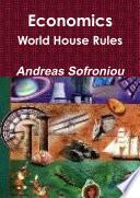 Economics World House Rules Book