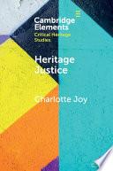 Heritage Justice