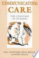 Communicating Care