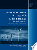 Structural Integrity of Offshore Wind Turbines