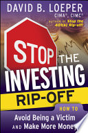 Stop The Investing Rip Off Book PDF