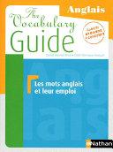 The Vocabulary Guide [Pdf/ePub] eBook
