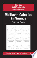 Malliavin Calculus in Finance