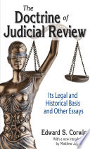 The Doctrine of Judicial Review