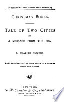 Charles Dickens  Works  Christmas books  Tale of two cities Book