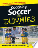 """Coaching Soccer For Dummies"" by National Alliance for Youth Sports, Greg Bach"