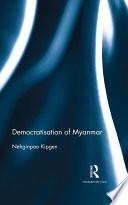 Democratisation Of Myanmar