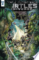 Teenage Mutant Ninja Turtles Universe  2