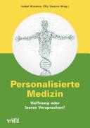 Personalisierte Medizin