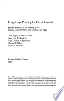 Long range Planning for Circuit Councils