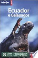Guida Turistica Ecuador e Galápagos Immagine Copertina