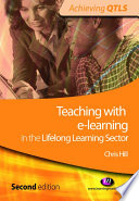 Teaching with e learning in the Lifelong Learning Sector