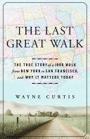 The Last Great Walk Pdf/ePub eBook