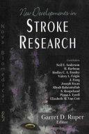 New Developments in Stroke Research