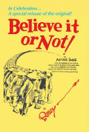 Ripley's Believe It or Not!: In Celebration... A special reissue of ...