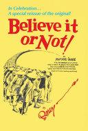 Ripley s Believe It or Not