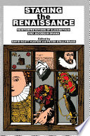 Staging the Renaissance Pdf/ePub eBook