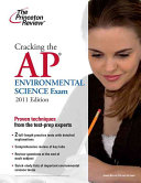Cracking the AP Environmental Science Exam Book