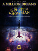 A Million Dreams (from The Greatest Showman) Flute with Piano Accompaniment Sheet Music