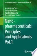 Nanopharmaceuticals  Principles and Applications Vol  1