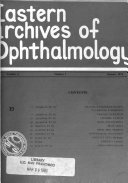 Eastern Archives of Ophthalmology