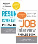 The Job Search Phrase Book Bundle