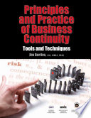 Principles and Practice of Business Continuity Book