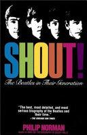 Shout  Book