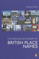 The Penguin Dictionary of British Place Names