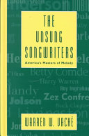 The Unsung Songwriters