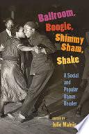 Ballroom  Boogie  Shimmy Sham  Shake Book