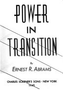 Power in Transition