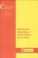 Educación emocional y convivencia en el aula