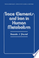 Trace Elements and Iron in Human Metabolism
