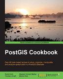 PostGIS Cookbook Pdf/ePub eBook