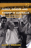 Family Gender And Kinship In Australia