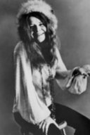 Janis Joplin Notebook - Achieve Your Goals, Perfect 120 Lined Pages #1