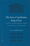 The Story Of Appolonius, King Of Tyre