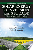 Solar Energy Conversion and Storage Book