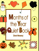 Months of the Year Quiet Book