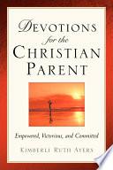 Devotions for the Christian Parent