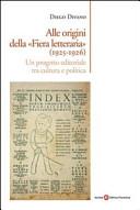 """Alle origini della """"Fiera letteraria"""" (1925-1926)"""