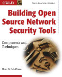 Building Open Source Network Security Tools Book